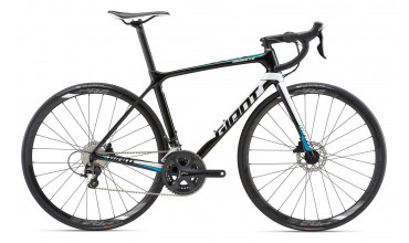 TCR Advanced 2 Disc (Racing - Carbon)